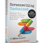 Screenwriting Unchained Cover 3D SAMPLER - Cropped