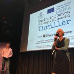 Writing a Successful Thriller at the Munich Film Festival for Creative Europe